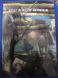 Book-'Steep Roll Of Honour 1914-1918'
